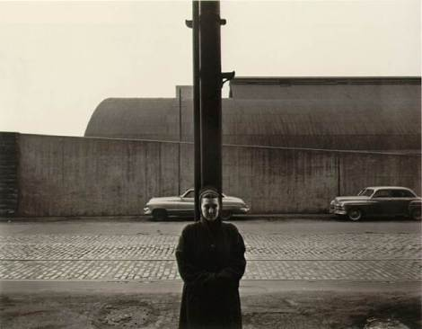 Harry Callahan Eleanor Chicago 1953