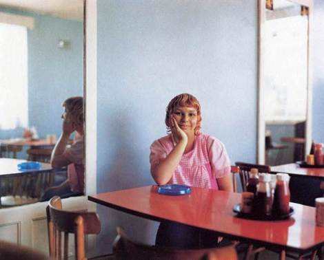 Paul Graham, A1 the great North Road, 1981-1982