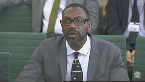 Lenny Henry - the Diversity Commission